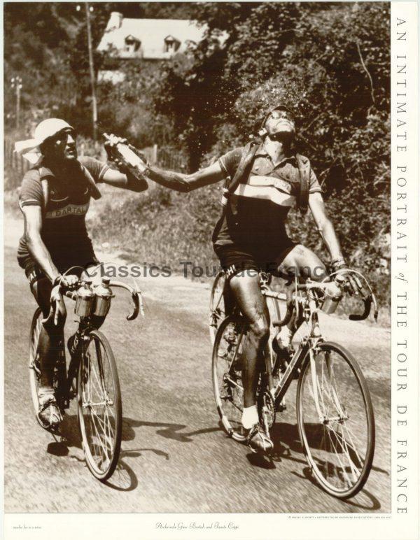 Archrivals Coppi Bartali, 1949